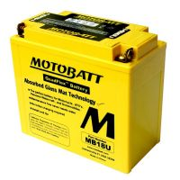 MB18U Motobatt AGM Motorcycle Battery 12v 22Ah 280CCA (51815, YB18-A, YB18L-A) Buy Online from The Battery Shop